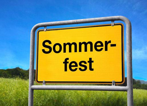 Sommerfest 2016 – Danke