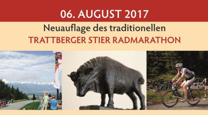 Anmeldung Trattberger Stier 2017